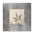 Matthew Menger Maple Leaf I Glass Wall Art