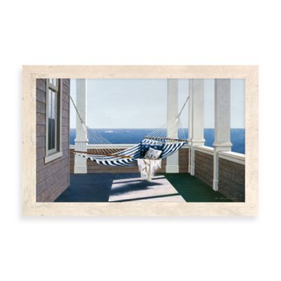 Striped Hammock Wall Art