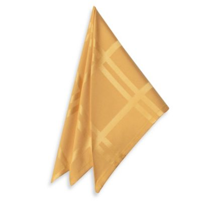 Origins™ Microfiber Napkin in Gold (Set of 2)