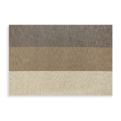 Tempo Brown Stripe Placemat