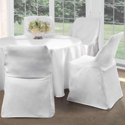 Ivory Dining Chair Covers
