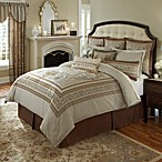 Waterford® Concerto Bed Skirt in Sand