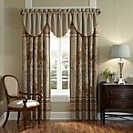 Waterford® Concerto Cascade Valance in Sand
