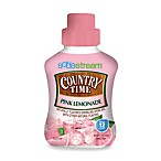 SodaStream Country Time Pink Lemonade Sodamix Flavor