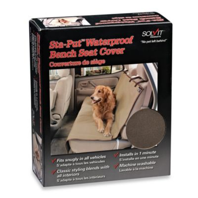 Durable Pet Car Seat Covers