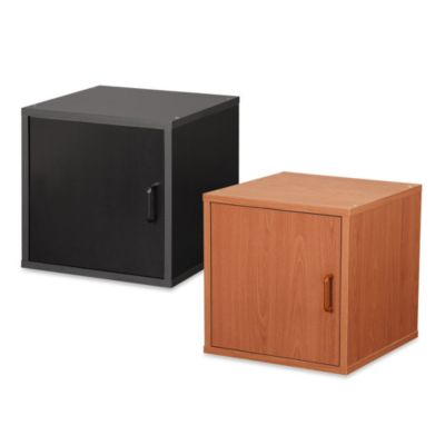 Foremost Door Cube in Black
