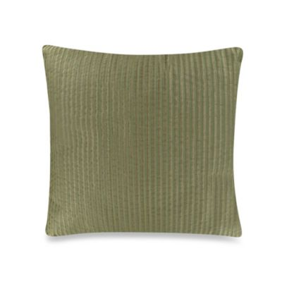 Tommy Bahama® Catalina Square Throw Pillow In Dark Green