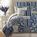 B. Smith Block Island Quilt in Blue