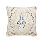 B. Smith Block Island Quilt Square Toss Pillow