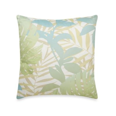 Felice Square Throw Pillow