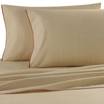Tommy Bahama® Catalina Queen Sheet Set in Tangerine