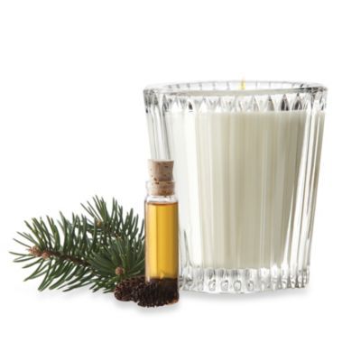 Waterford® Illuminology Chroma Holiday Candle with Evergreen Fragrance