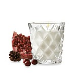 Waterford® Illuminology Diama-Filled Candle with Pomegranate