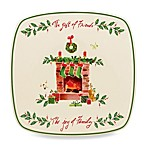 Lenox® Holiday™ The Gift of Friends 8.25-Inch Square Trivet