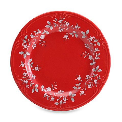 Pfaltzgraff® Winterberry Salad Plate in Red