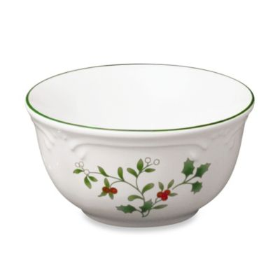 Pfaltzgraff® Winterberry Deep Soup/Cereal Bowl