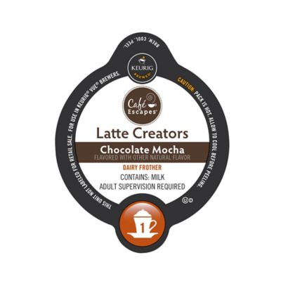 Vue™ 16-Count Cafe Escapes® Latte Creators Chocolate Mocha for Keurig® Brewers