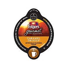 Vue™ 16-Count Folgers® Caramel Drizzle for Keurig® Brewers