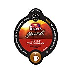 Vue™ Pack 16-Count Folgers Gourmet Selections® Lively Colombian Coffee for Keurig Brewers