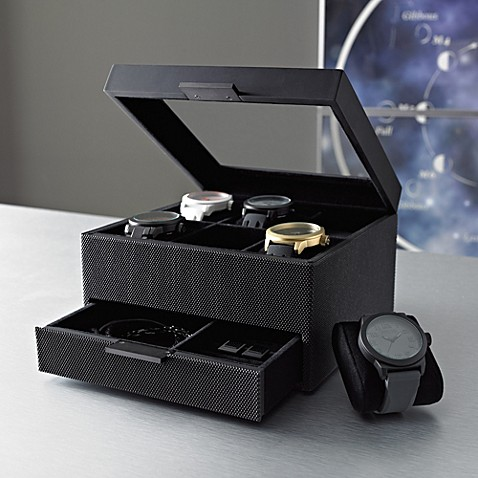 Kenneth cole reaction home watch case bed bath beyond for Watches box