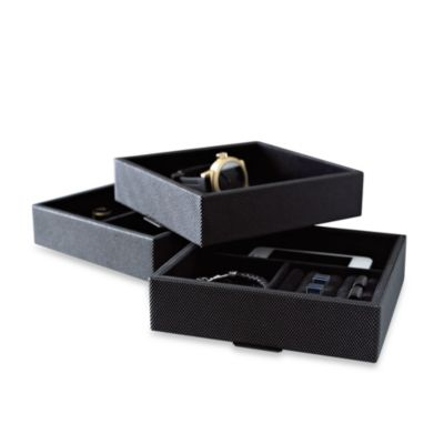 Kenneth Cole Reaction Home Stacking Trays (Set of 3)