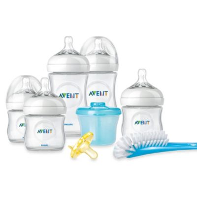 Bottle Feeding > Philips AVENT Natural Infant Starter Set
