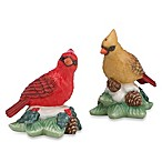 Lenox® Winter Greetings 3.5-Inch Figural Salt and Pepper Shakers (Set of 2)