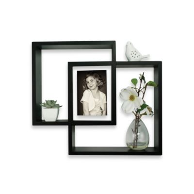 Nielsen Bainbridge™ Intersecting Shadow Box Photo Frame