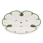 Spode® Christmas Tree Deviled Egg Dish