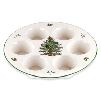 Spode® Christmas Tree 11-Inch Cupcake/ Muffin Tray