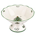 Spode® Christmas Tree 75th Anniversary 10.25-Inch Footed Comport