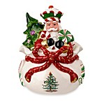 Spode® Christmas Tree Peppermint Nutcracker Candy Box