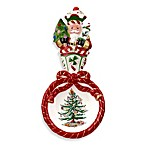 Spode® Christmas Tree Peppermint Nutcracker Spoon Rest