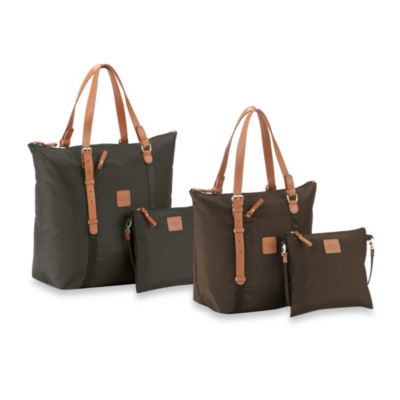 Bric's Xtravel Sportina Shopper Bag in Olive