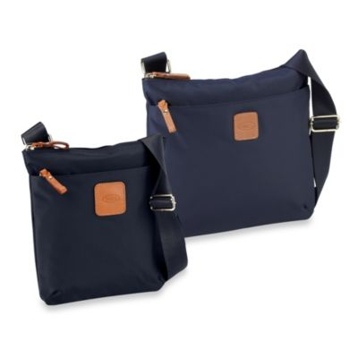 Bric's Xtravel Urban Envelope Bag Collection in Navy