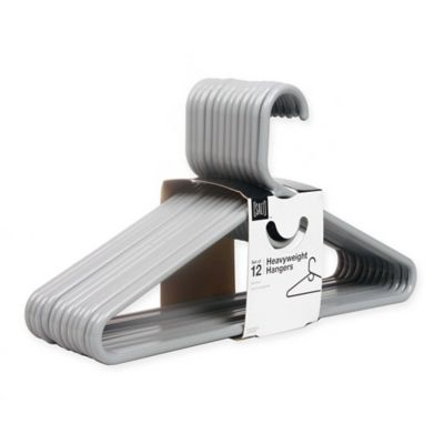 Heavyweight Hangers (Set of 12)