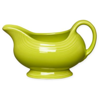 Fiesta® 18 1/2-Ounce Sauceboat in Lemongrass