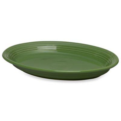 Fiesta® 13.6-Inch Oval Platter in Shamrock