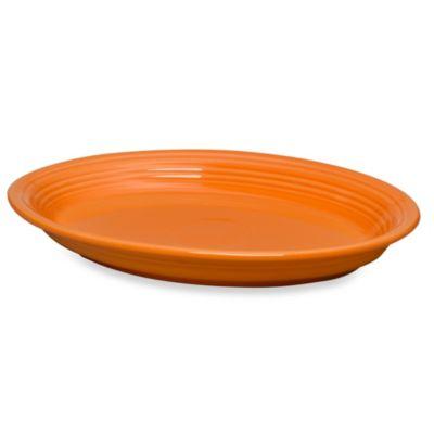 Fiesta® 13-5.8-Inch Oval Platter in Tangerine