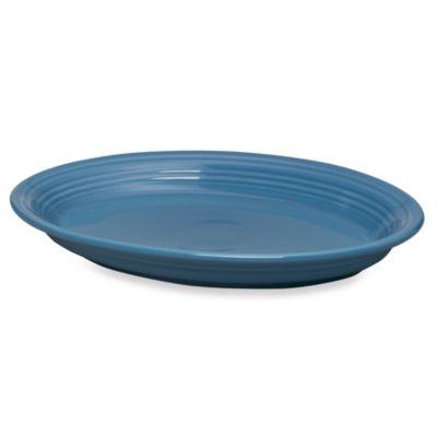 Fiesta® 13-5.8-Inch Oval Platter in Peacock
