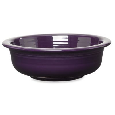Fiesta® 1-Quart Serving Bowl in Plum