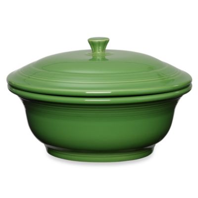Fiesta® Covered 70-Ounce Casserole Dish in Shamrock