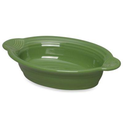 Fiesta® Oval Individual Casserole Dish in Shamrock