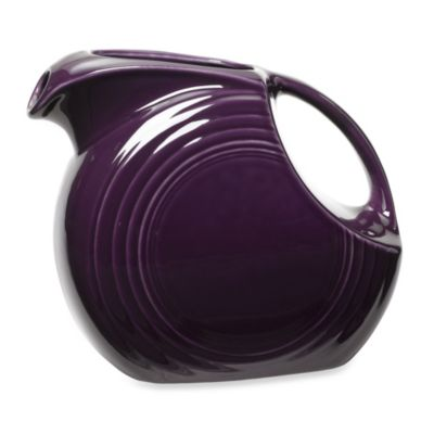 Fiesta® Large Pitcher in Plum