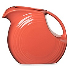 Fiesta® Large Pitcher in Flamingo