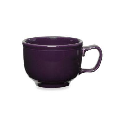 Fiesta® Jumbo Cup in Plum