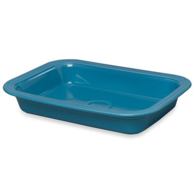 Fiesta® 9-Inch x 13-Inch Rectangular Baker in Peacock