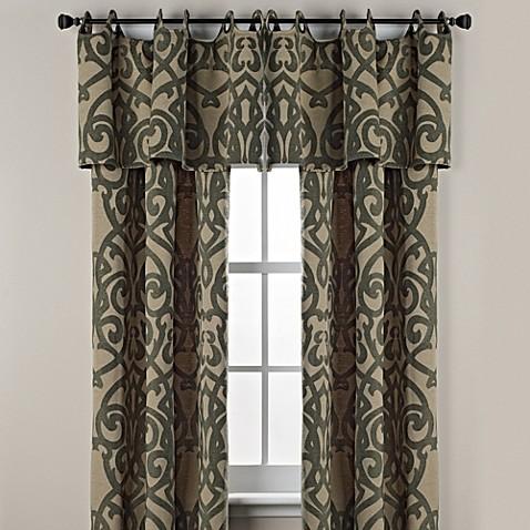 Buy Pennington Round Grommet Window Curtain Valance From