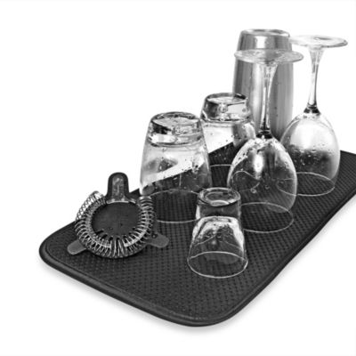 The Original™ Barware Mat in Black