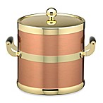 Kraftware™'s Americano Copper and Brass 5-Quart Ice Bucket